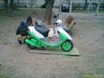Скутер suzuki sepia фото