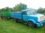Бортовой грузовик ЗИЛ 4331.