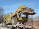Caterpillar TH 580 - 2005 г.в