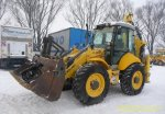 New Holland B 115 - 2007 г.в