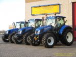 New Holland T5.115 EC - 2013 г.в