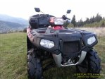 Polaris Can-am Bombardier Yamaha Sportsman 850 XP EFI - 2011 г.в