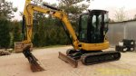 Caterpillar CAT304 DCR - 2012 г.в