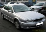 Jaguar X-Type - 2007 г.в