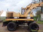 Caterpillar CAT 206B FT - 1996 г.в