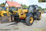 Caterpillar TH407 - 2008 г.в