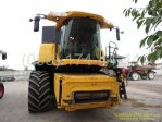 Комбайн New Holland CR 9080 - 2008 г.в