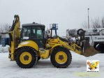 New Holland B115B 4x4x4 - 2010 г.в