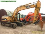 Caterpillar 318 BL - 2001 г.в
