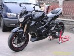 Kawasaki Z-750R Black Edition - 2013 г.в