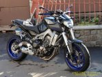 Yamaha MT-09 Exclusive - 2016 г.в
