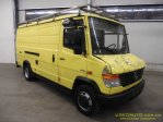 Mercedez-Benz VARIO 813 - 2013 г.в