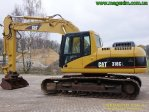 Caterpillar 318 CL - 2005 г.в