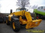 Jcb Loadall 535-95 - 2008 г.в