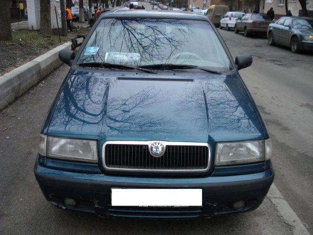 1999 Skoda Felicia Fun. 1999 Skoda Felicia Combi