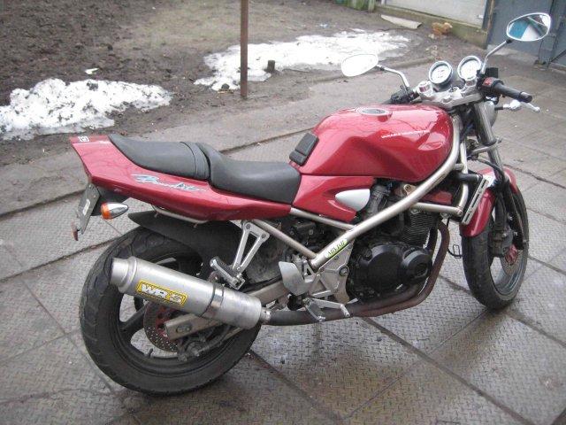 Suzuki Bandit 400 - Украина.