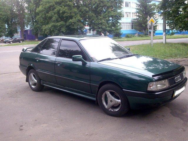 Audi 80 1988 Car