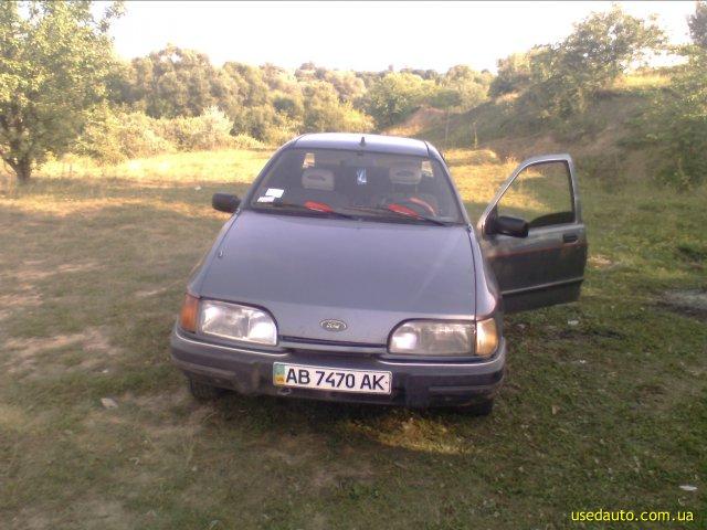 форд сиерра  1988