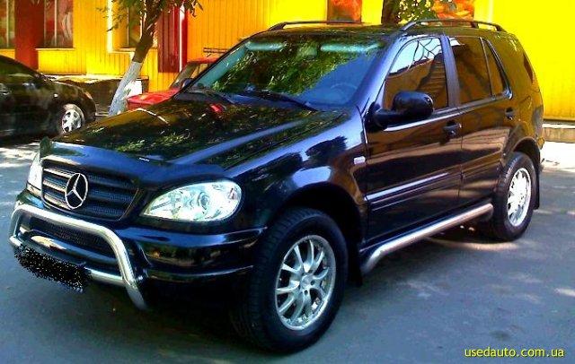 Продажа Mercedes-Benz M-Клас…