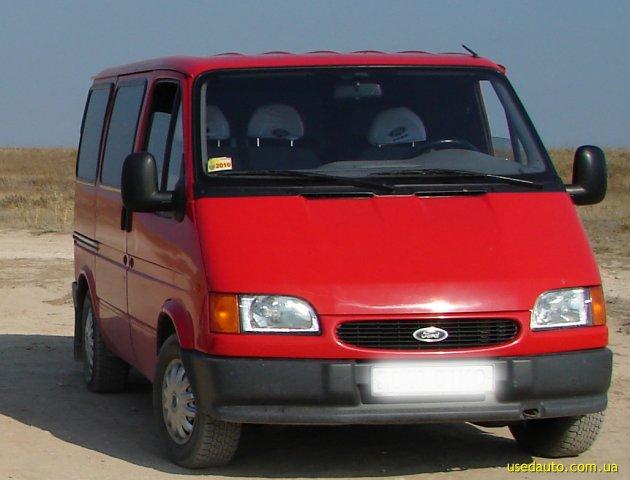 Продажа FORD Transit (ФОРД Транзит), Пассажирский микроавтобус, фото #1