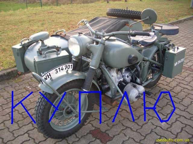 Продажа м 72 дорожный мотоцикл фото 1