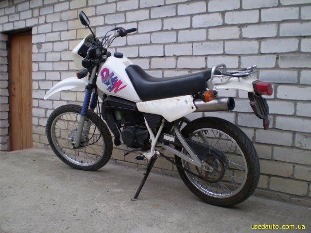 Продажа YAMAHA DT50 , Эндуро, фото 1.