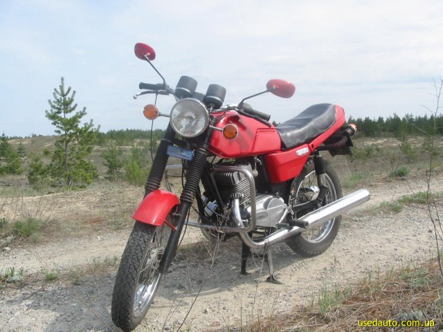 Продажа ява 350 638 дорожный мотоцикл