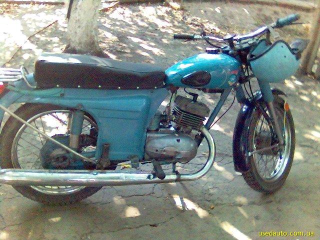 Минск м 106 дорожный мотоцикл фото 1