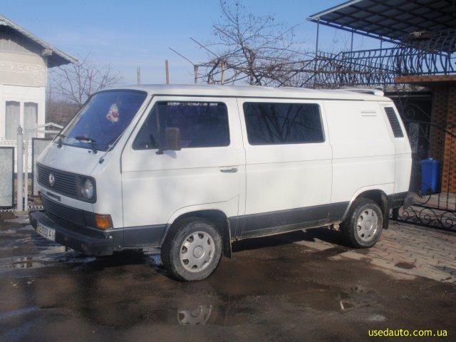 Продажа 1986 VOLKSWAGEN т-2 (ФОЛЬКСВАГЕН) в Черновцах - Грузовой ...