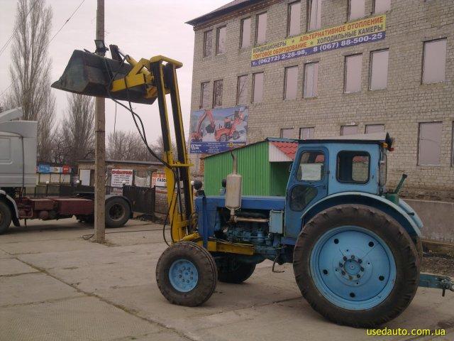 Модернизация тракторов т-40 своими руками