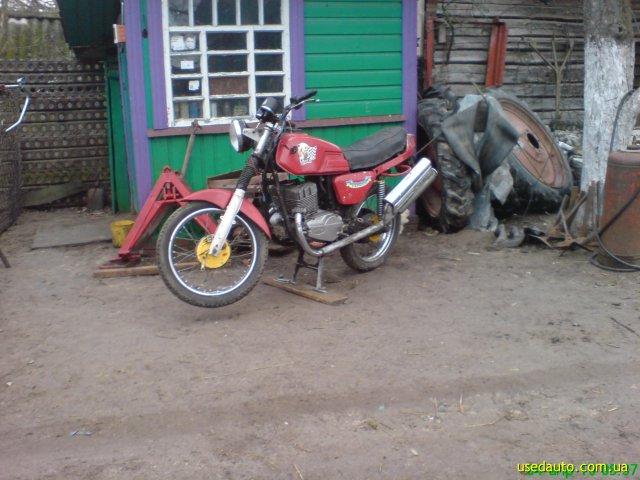 Продажа ява 350 люкс дорожный мотоцикл