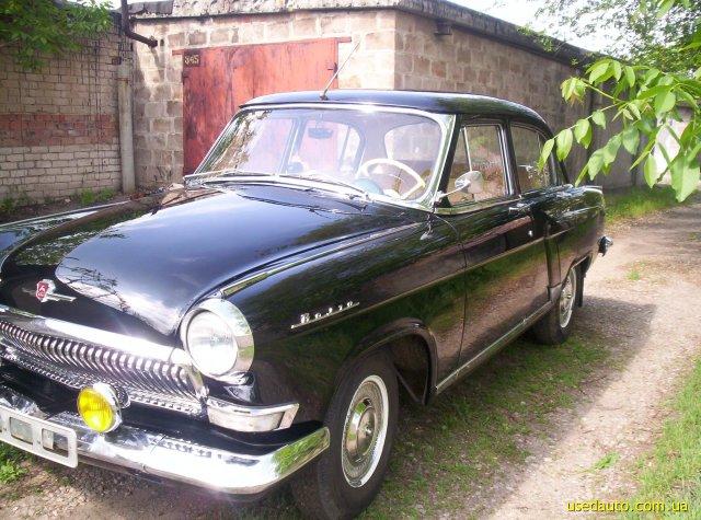 ГАЗ 21 в продаже - Auto dmir ru