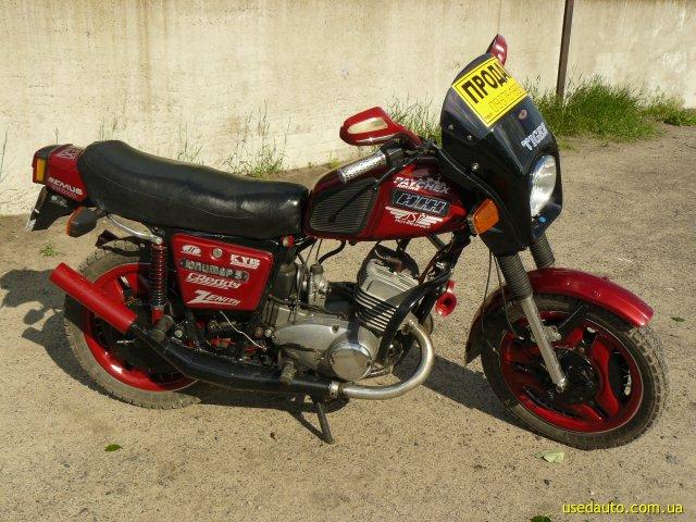 Иж юпитер 5 дорожный мотоцикл фото 1