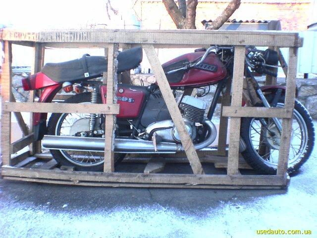 Иж ю 5 дорожный мотоцикл фото 1