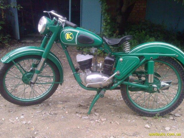 Продажа 2009 Восход ковровец к55 в Кировограде - Дорожный мотоцикл ...