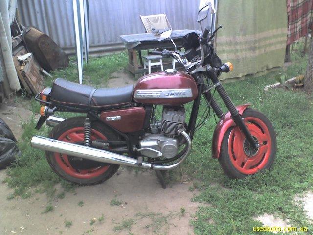 Продажа 1986 ЯВА 634-638 в Харькове - Дорожный мотоцикл ...: http://usedauto.com.ua/41907