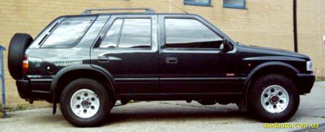 Opel Frontera - ������� �����������.
