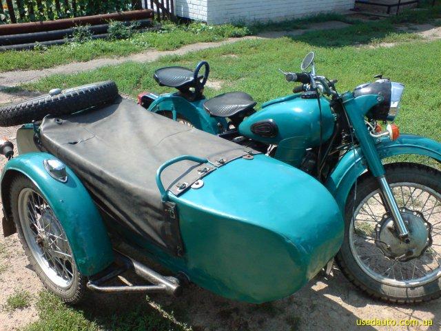 Урал m62 дорожный мотоцикл фото 1
