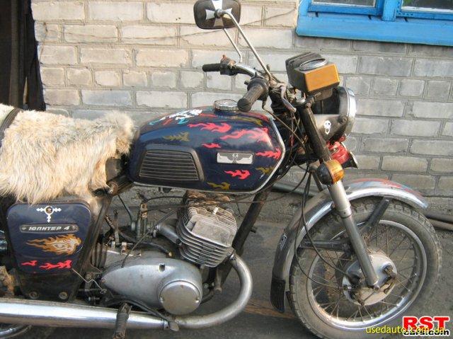 Мотоцикла иж юпитер 5 4 k советские