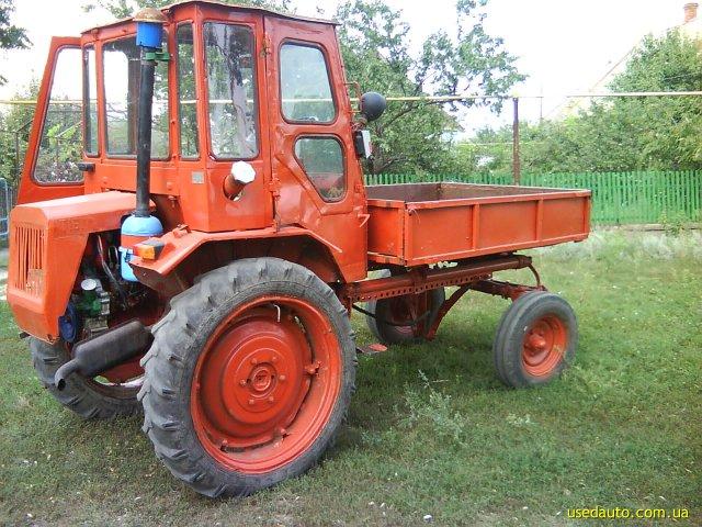 Видео приколи трактор т-