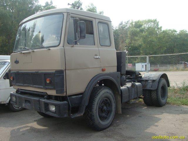 Продажа 1993 МАЗ 54323 в Киеве - Бортовой грузовик. Купить ...: http://usedauto.com.ua/48054