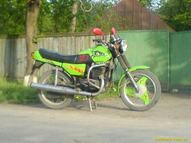 Купить дорожный мотоцикл ява 350