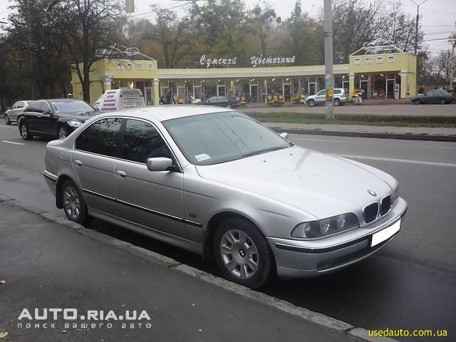 Продажа bmw 520 бмв седан фото 1