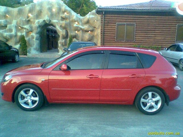 2005 mazda 3 hatchback