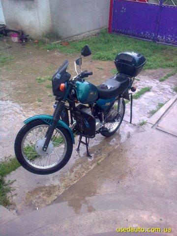 Минск лидер дорожный мотоцикл фото 1