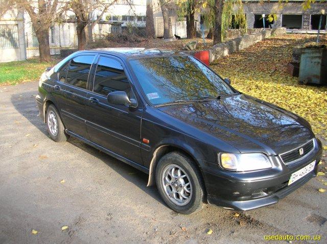 Продажа 1995 HONDA Civic (ХОНДА Цивик) в Одессе - Хэтчбек ...  Хонда Цивик 1998 Хэтчбек