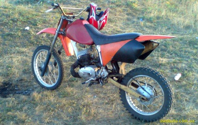 Планета спорт пс 350 кроссовй мотоцикл