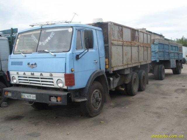 КамАЗ 5320 технические характеристики, двигатель, цена