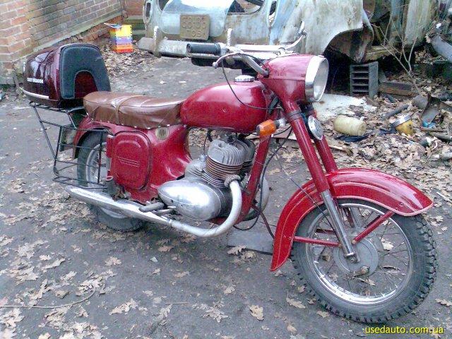 Старушка дорожный мотоцикл фото 1