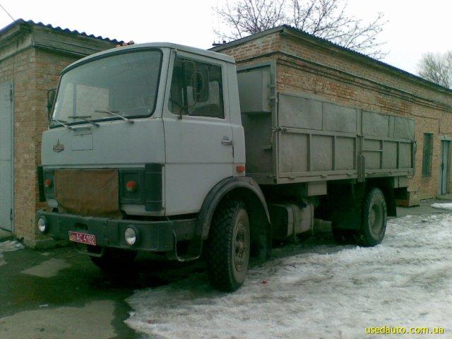 Maz 5337. Продажа МАЗ 5337 , Бортовой